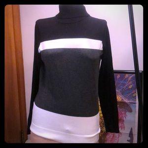 Calvin Klein size medium turtleneck sweater